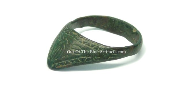 An Archers Thumb Ring