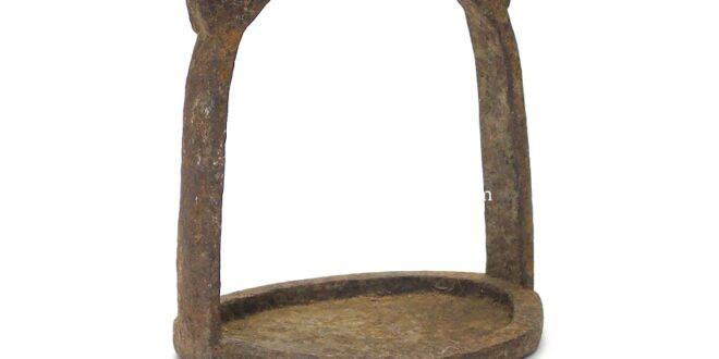 Chinese Dynasty's Horse Stirrup