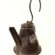 Braimer Oil Lamp, Teapot Style