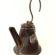 Brammer Oil Lamp, Teapot Style