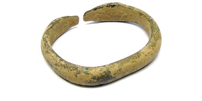 Hellenistic Torque Bangle