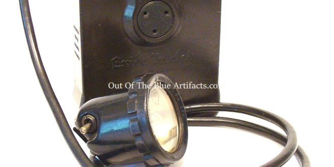 Miners Battery – Cap Lamp