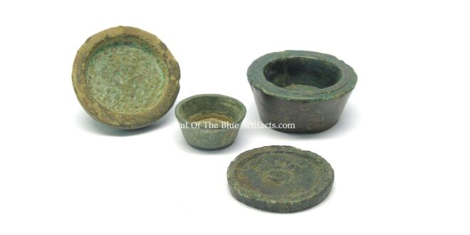 Medieval Cup Trade Weights
