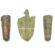Medieval Dagger Chapes