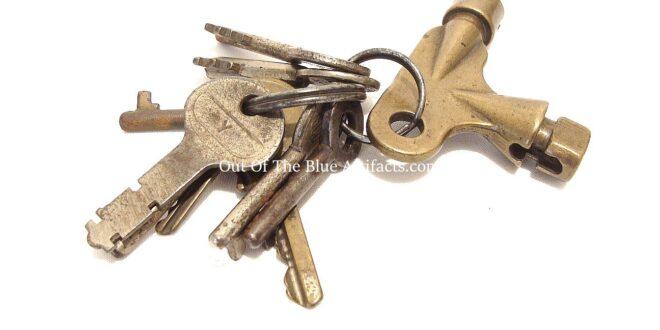 Shotsman's Keys