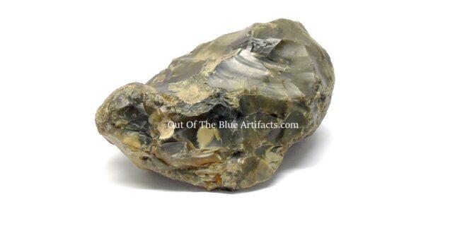 Neolithic Flint Hammer Stone