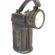 A Miners Hand Held Inspection Lamp