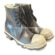 N.C.B. Steel Toe-Cap, Rubber Ankle Boots