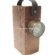 Wooden Mines Rescue Lamp
