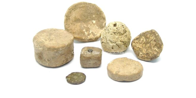 Roman Gaming Pieces