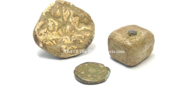 Roman Gaming Pieces