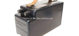 A Mines Shotsman's Explosives Battery – Beethoven Mark I
