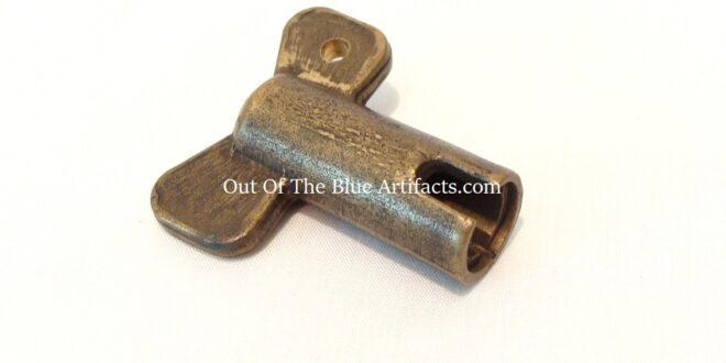 A Mines Shotsman's Battery Key