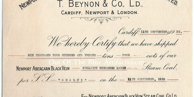 T. Beynon & Co Ltd