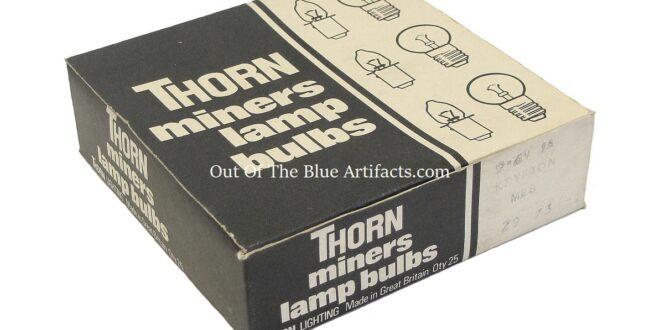 Thorn Miners Lamp Bulbs