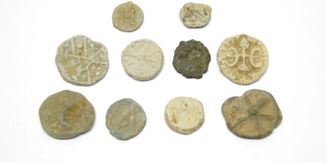 Medieval Trade Tokens
