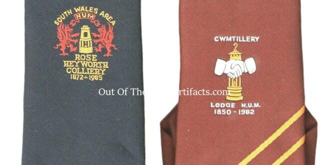 Roseheyworth & Cwmtillery Colliery Neck Ties