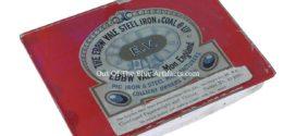 An Ebbw Vale Steel, Iron & Coal Co Ltd Ink Blotter
