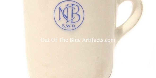 N.C.B. Colliery Canteen Mug