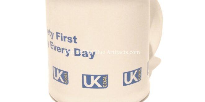 UK Coal Mug