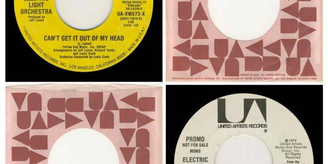 CAN'T GET IT OUT OF MY HEAD/DOUBLE SIDED…….USA  (PROMO)