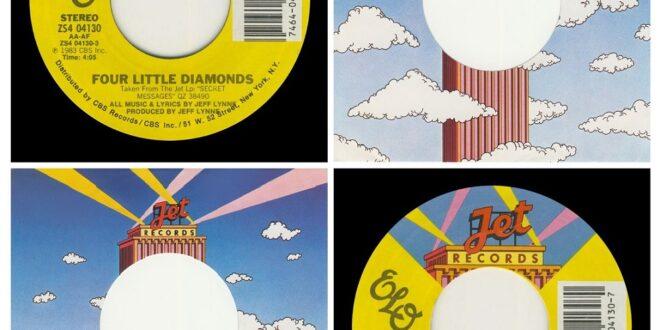 FOUR LITTLE DIAMONDS/LETTER FROM SPAIN…….USA