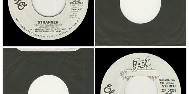 STRANGER/DOUBLE SIDED…….USA   DEMO