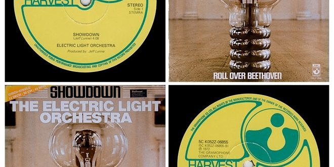 SHOWDOWN/ROLL OVER BEETHOVEN…….HOLLAND 12″ INCH SINGLE