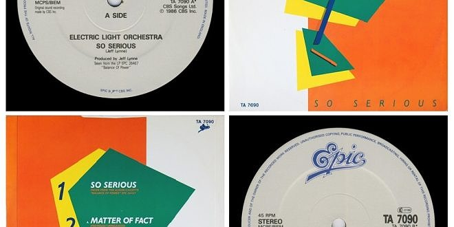 SO SERIOUS/MATTER OF FACT – MATTER OF FACT*…….UNITED KINGDOM  12″ INCH SINGLE