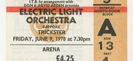 The Electric Light Orchestra – Out Of The Blue World Tour 1978