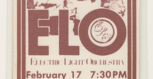 The Electric Light Orchestra – A New World Record Tour 1977
