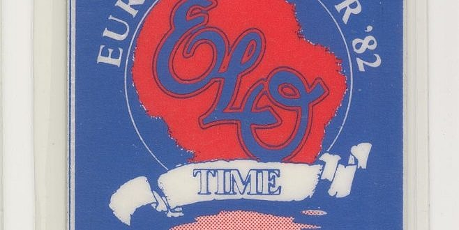 The Electric Light Orchestra – Time Tour 1981-82