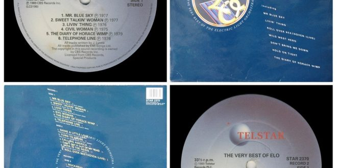THE VERY BEST OF ELO…….UNITED KINGDOM
