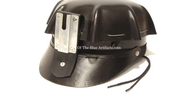 A USA Miners Helmet – Turtle Shell