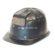 A Bathgate Miners Helmet (Black)