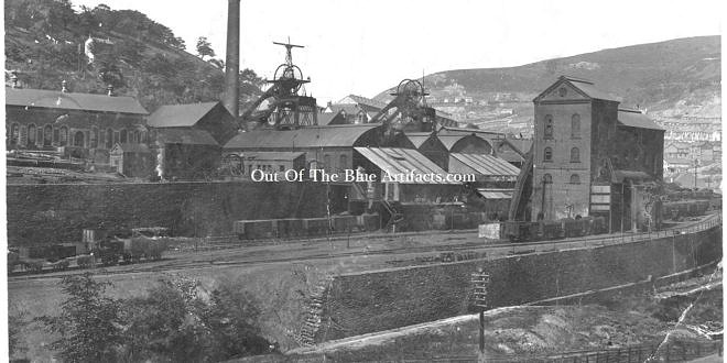 The Arael Griffin Colliery Six Bells` Six Bells Colliery – A brief History