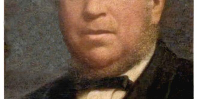 Mr John Lancaster MP, Coal Master and Iron Works Owner 1815-1884