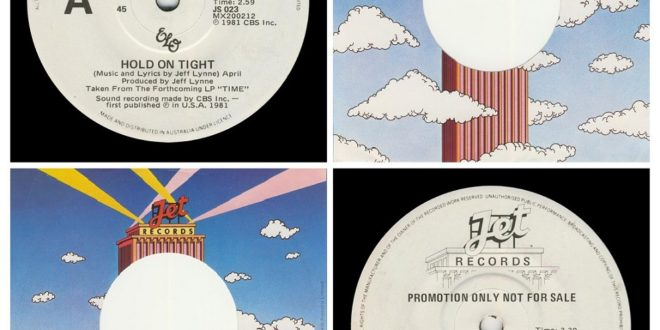HOLD ON TIGHT/WHEN TIME STOOD STILL…….AUSTRALIA  (PROMO)