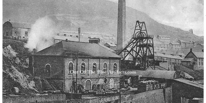 The Gray Colliery – In later years