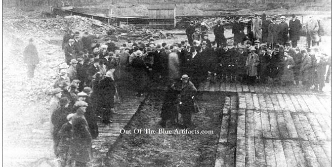 "Aberbeeg New Colliery ""The Pit That Never Was"""