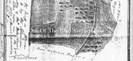 Penybont 1835 – Land upon which the Penybont/Tillery Colliery would be built