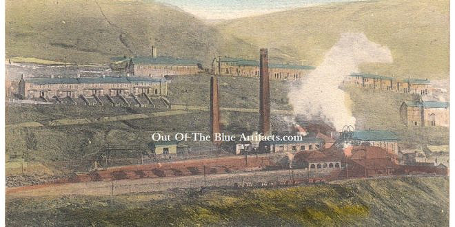 The Vivian Colliery – A Brief History