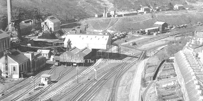 Aberbeeg Colliery (South)