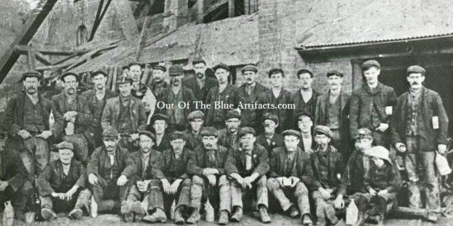 Henwain Colliery – Miners