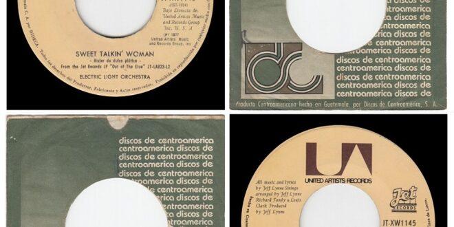 SWEET TALKIN' WOMAN/FIRE ON HIGH…….GUATEMALA