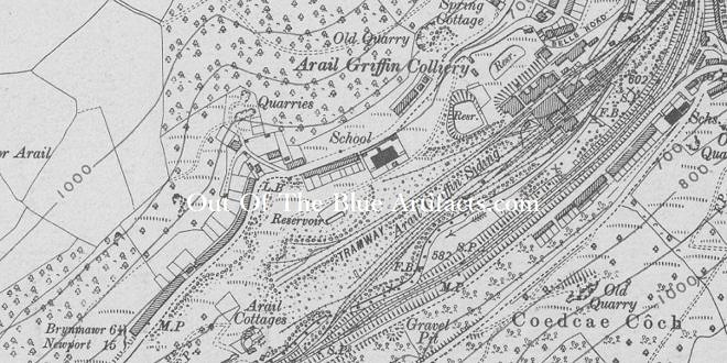 Six Bells Colliery – Old Waste Tip