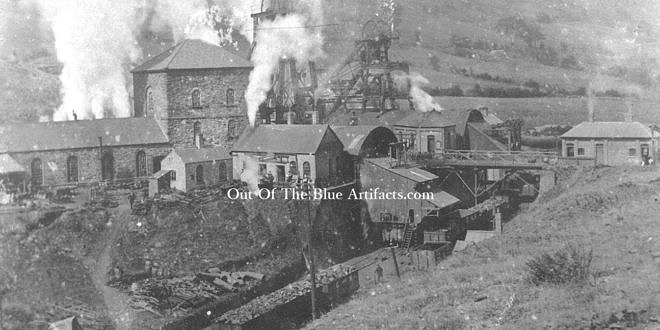 South Griffin Colliery – Film Location 1935