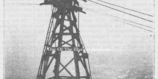 Vivian Colliery Aerial Ropeway