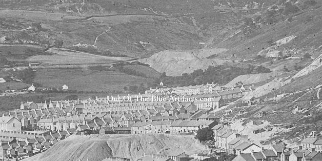 The Tillery Coronation and Olwen Coal Levels