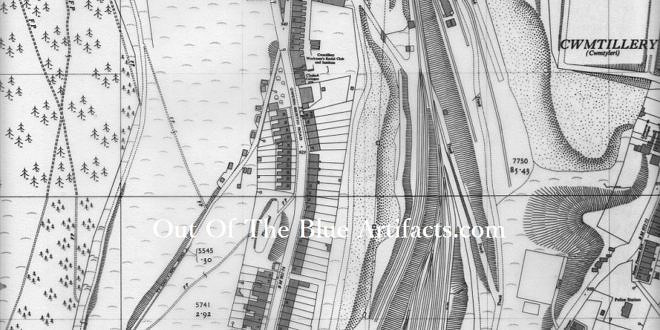 Cwmtillery Penybont Washery – Aerial Ropeway